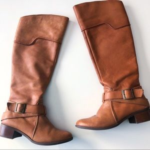 *Price Drop!* Anthropologie Seychelles Brown Boots